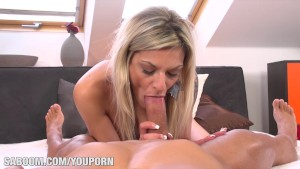 Klarissa Leone gets a big cumload