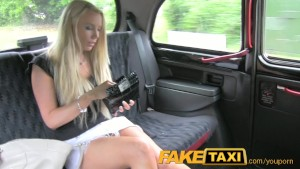 FakeTaxi Super hot blonde tour