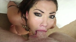 Hot London Keyes Blow Job