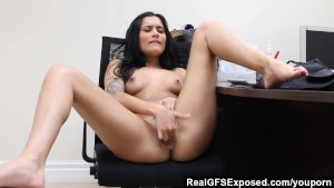 Casting Agent Interviews Young Babe