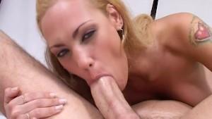 Oyeloca blonde latina pussy mouth ass banging