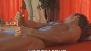 Erotic and Intimate Self-Massage