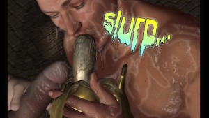 Ancient Roman Orgies 3D Gay Toon Animated Comics