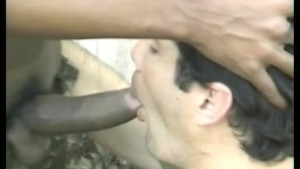 big cock shemale in action