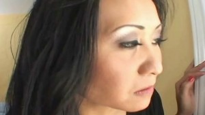 Horny Asian milf Kitty Langdon