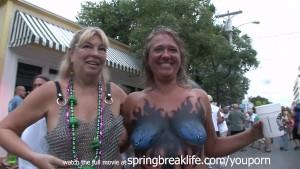 Fantasy Fest in Key West Dayti