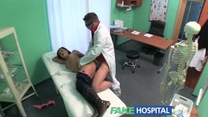 Fake Hospital Doctors cock tur