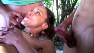 groupsex with voyeur papy