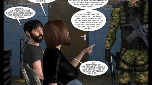 3D Comic: Langsuirs Chronicles. Episode 16