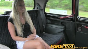 FakeTaxi Super hot south african blonde gives a good fuck