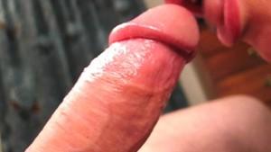 Lipstick Blowjob