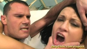 busty babe fucking in the hosp