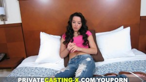 Private Casting X - Fuck those promises