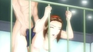 Showering anime chick gets own