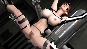 Dark Princess - The Faint of Agony Desecrated Heroine to Evil 3D 01