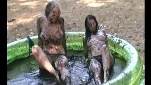 Time For Some Mud Wrestling -