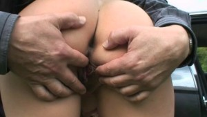 pickup fuck in nature