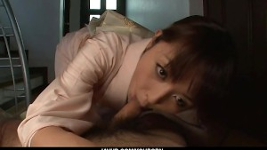 Teen Marika gives an asian pov