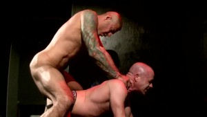 Muscle gays fucking - Factory Video