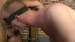 Blindfolded rimming and boning - Factory Video