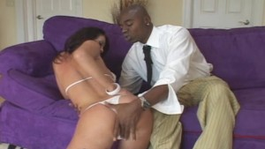 Gaining Confidence With A Huge Cock In Her