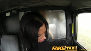 FakeTaxi Cheating hot MILF get
