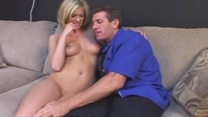 Happy When Her Pussy Is Filled