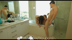 Tiny4K Teens fucked when they suck a guy s huge cock TITLE: click to edit