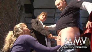 MMV Films Mature couple having