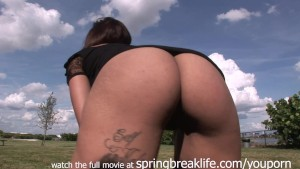 naked latina booty shake