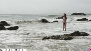 EroticaX Emma Stoned in Ocean s Edge