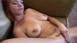 Solo Busty Babe Plays With Nat