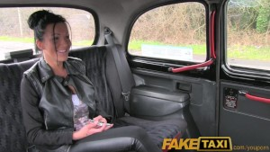 FakeTaxi Moody dark haired bri