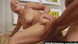Milf Babe Heidi Lovin That Cock