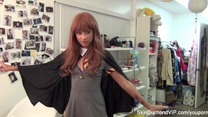 Skin Diamond Behind the Scenes