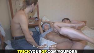 Trick Your GF - A slut finally admits it