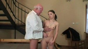young chicks first grandpa sex