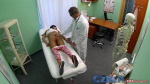 Czech Patients bad back doesn