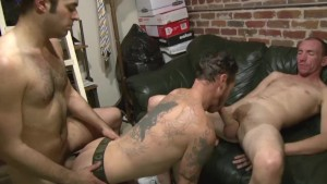 Fucking Around the House - Damon Doggs Cum Factory