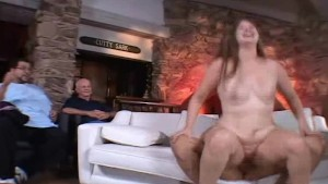 BBW Swinger Wife Fucked In Front Of Her Husband
