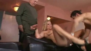 Kinky Blonde Housewife Wants Swinger Sex