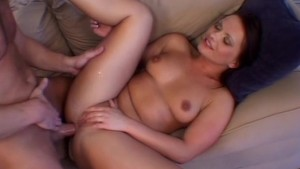 Horny Brunette Wants It Only In The Ass - CRITICAL X