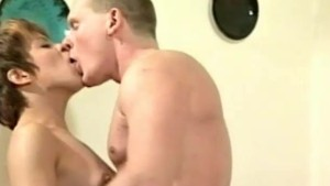 Amateur Milf homemade hardcore action with cum in mouth