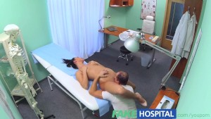 FakeHospital Nurse gets more t