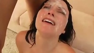 FACES OF CUM : Veruca James