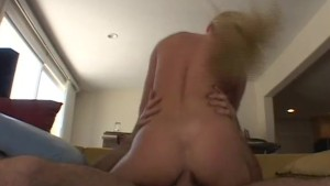 Young-Blonde Gets Her Face-Fucked - Acid Rain