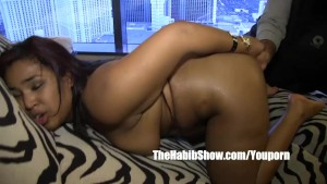 Too fine asian mixed Katt Dylan banged by Romemajor