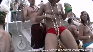 random party girls naked in pu