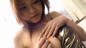 Sexy masturbation by hot Yukari Kanou