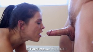 HD PornPros - Sexy hardcore workout on Adriana Chechik's pussy